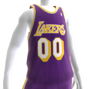 1972-1999 Lakers Away Jersey