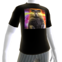 Laser Cat Avatar Shirt 4