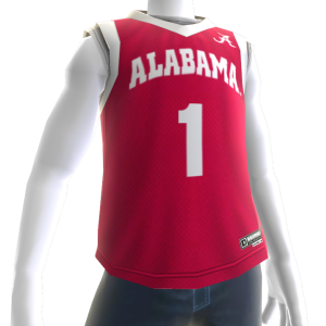 Alabama Basketball Jersey