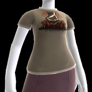 Camiseta de puño de La Agencia