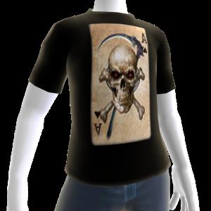 Epic Horror Skull 8 T-Shirt