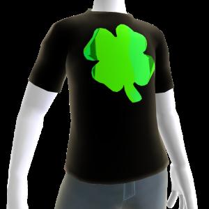 Epic SPD Black Green Gold Clover