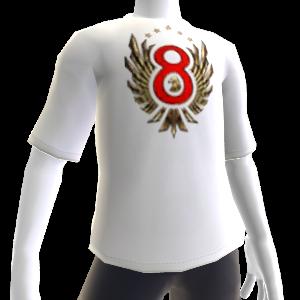 Футболка с эмблемой S8
