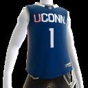UConn Basketball Jersey