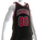 Bulls Alternate Jersey