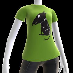 スパーキーのTシャツ