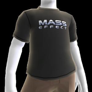 Mass Effect ロゴ入り T シャツ