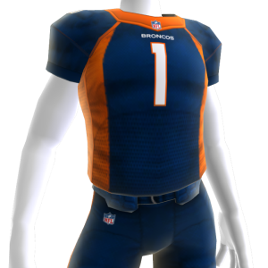 Denver Alternate Game Jersey