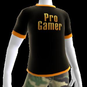 Epic Pro Gamer Orange Trim Shirt