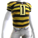 Pittsburgh Retro Game Jersey