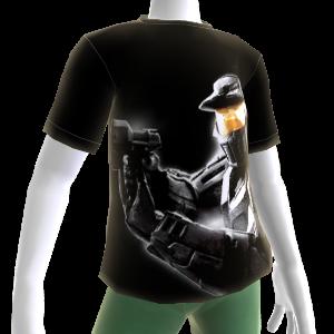 Master Chief Image T-Shirt