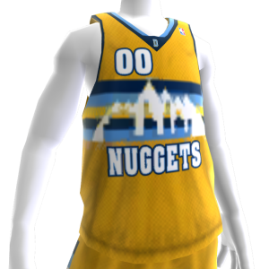Nuggets Alternate Jersey