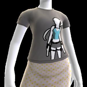 Lara T-Shirt élément d'Avatar