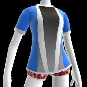 T-shirt fã do Kinect Sports