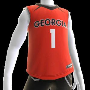 Georgia Basketball Jersey