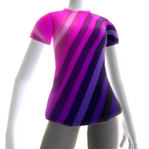 Dance Central 3: t-shirt i neon