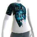 T-shirt Xenomorfo