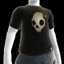 dB Skull Black T