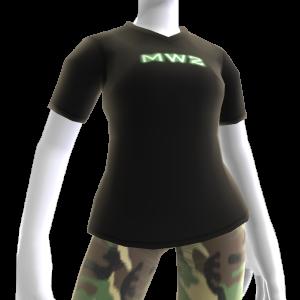 Camiseta de Modern Warfare 2