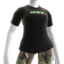 Camiseta de Modern Warfare 2
