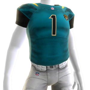 Jacksonville Alternate Game Jersey