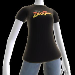 Camiseta logo de Ducktales