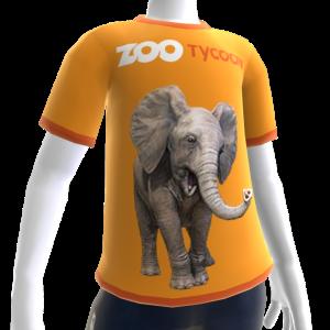 Zoo Tycoon Elephant T-shirt