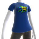 Double Dare Blue T-Shirt