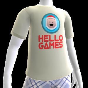 Hello Games T-shirt