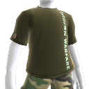 Modern Warfare 2 Vertical Logo Tee