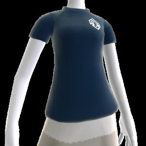 Corbulo Academy T-Shirt - Blue