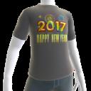 2017 HNY Gray Tee