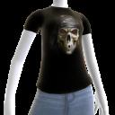 Epic Horror Skull 19 T-Shirt