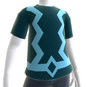 T-shirt Flèche noire