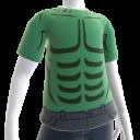 Camiseta de Hulk