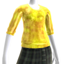 Gold Galaxy Sweatshirt