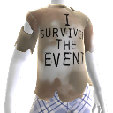 'I Survived The Event' Top
