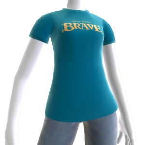 Brave Logo Tee