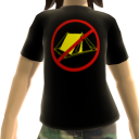 Epic No Camping Shirt