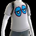 Krooked - Eyes Sack and T-Shirt