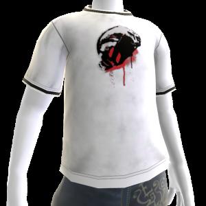 Camiseta c/ Logo Bane de Batman: O Cavaleiro das Trevas Ressurge 1