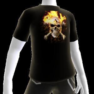 Ace of Spades Skull Shirt