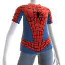 Camiseta de Spiderman