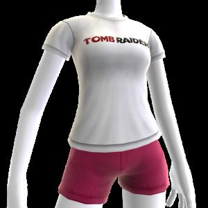 T-shirt à logo (femme)