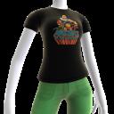 He-Man and Crew Cat T-Shirt
