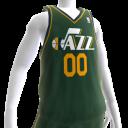 Jazz Alternate Jersey