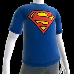 Playera con El Logo de Superman