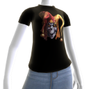 Epic Horror Skull 10 T-Shirt