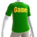 Green Gamer Gold SS Shirt