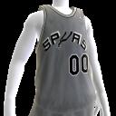 1973-1977 Spurs Jersey